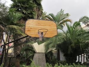 Basket Ball Court Hoop Construction And Set Up. | Sports Equipment for sale in Nairobi, Nairobi Central