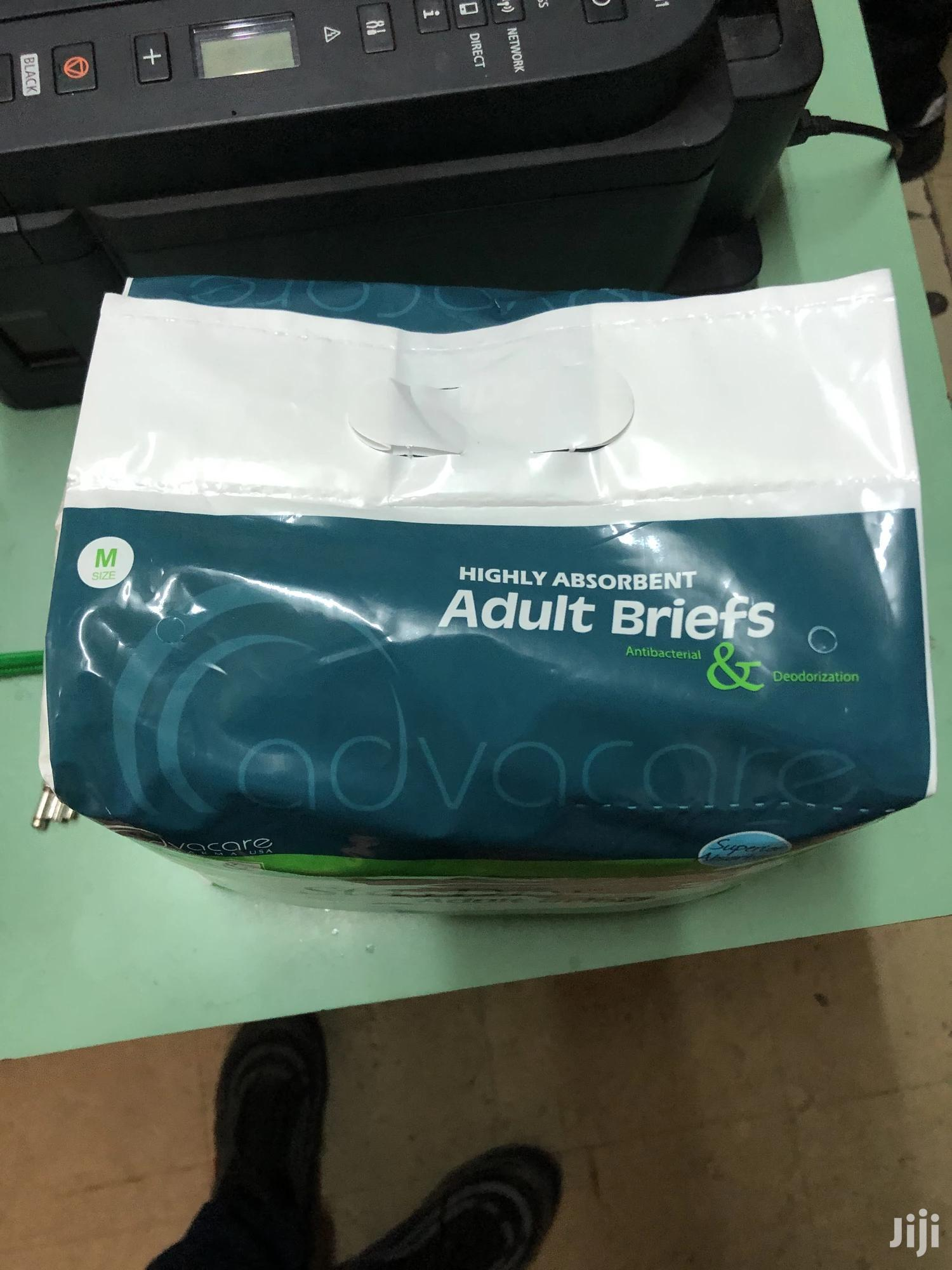 Adult Diapers (Briefs) | Medical Equipment for sale in Nairobi Central, Nairobi, Kenya