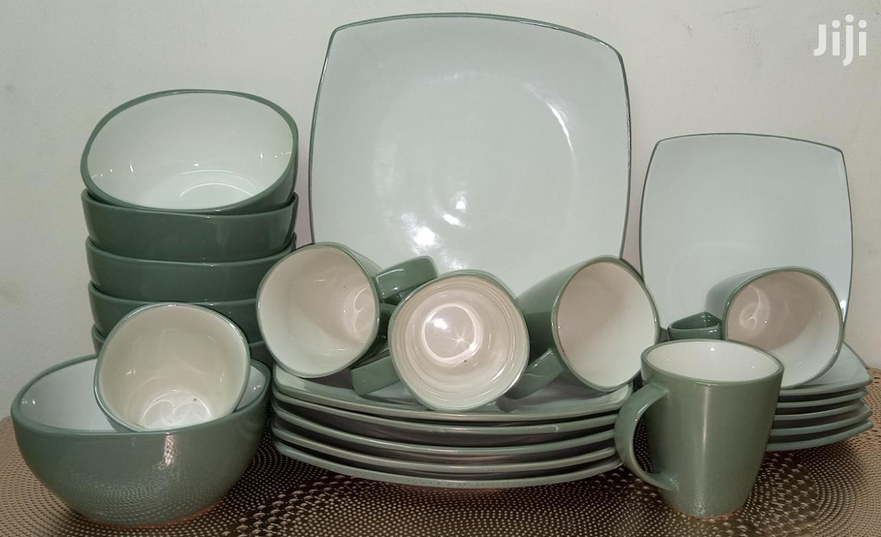 Archive: Ceramic Dinner Set 24pc.