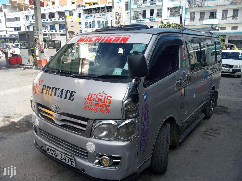 Hiace Auto Diesel