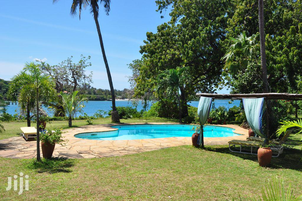 5 Bedroom Shanzu Oceanfront Villa To Let | Short Let for sale in Kisauni, Mombasa, Kenya