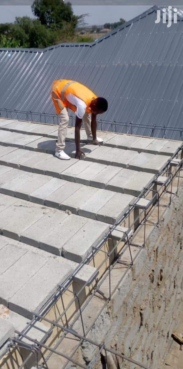 Pre Stressed Concrete Slab