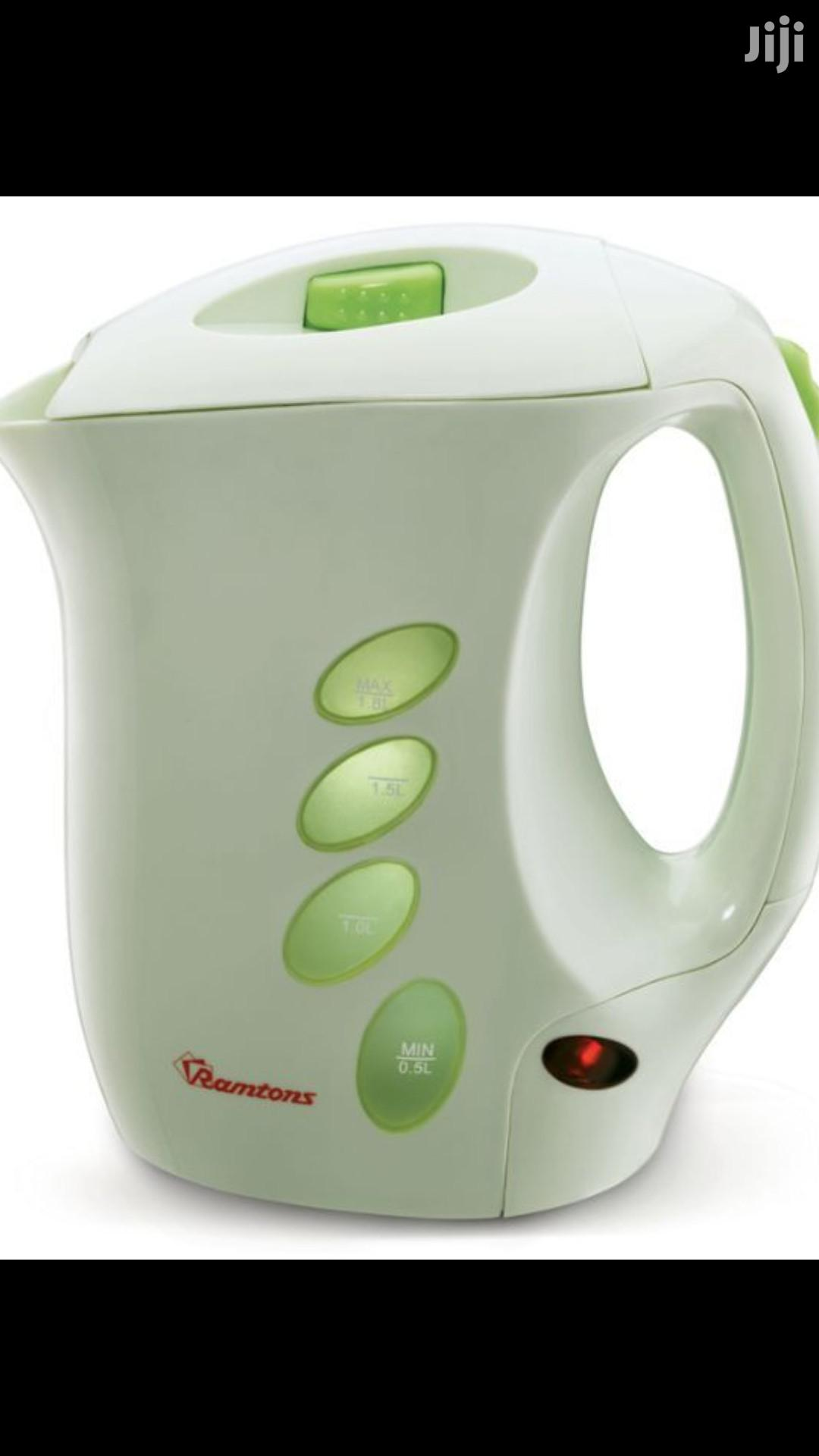 Ramtons_ Corded Electric Kettle 1.8 L