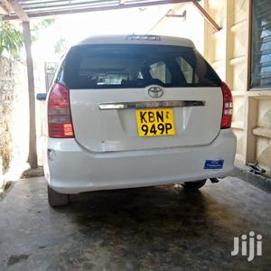 Toyota Wish 2003 White   Cars for sale in Mombasa, Kisauni