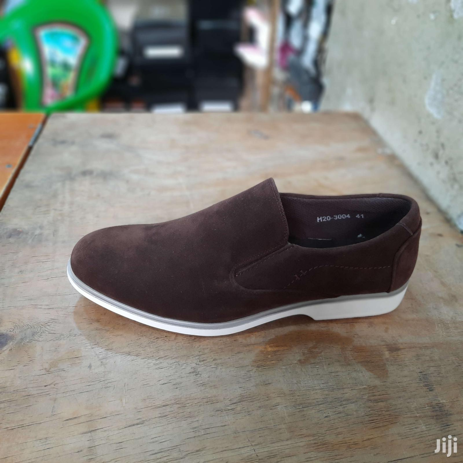 Oxford Suede Leather Men Shoes Casual Classic Sneakers