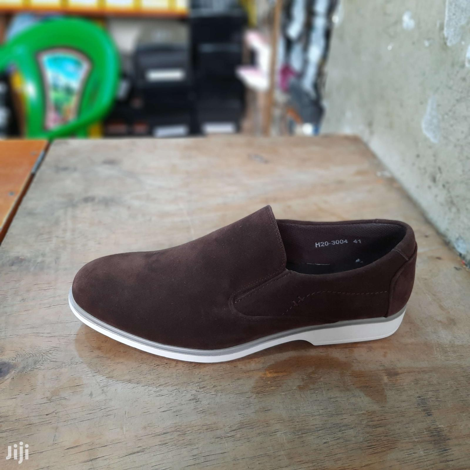 Oxford Suede Leather Men Shoes Casual Classic Sneakers   Shoes for sale in Nairobi Central, Nairobi, Kenya