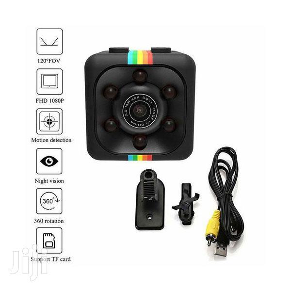 Mini Spy Camera - Hidden Camera - SQ11 Full HD 1080P Car Hid