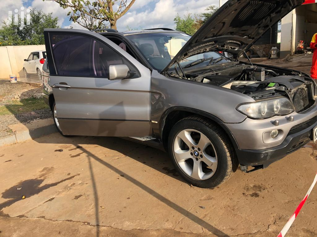 BMW X5 2005 3.0d Automatic Silver | Cars for sale in Karen, Nairobi, Kenya