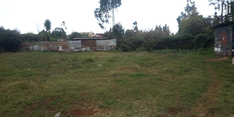 Archive: Commercial Land Touching Tarmac, Nairobi Nakuru Highway