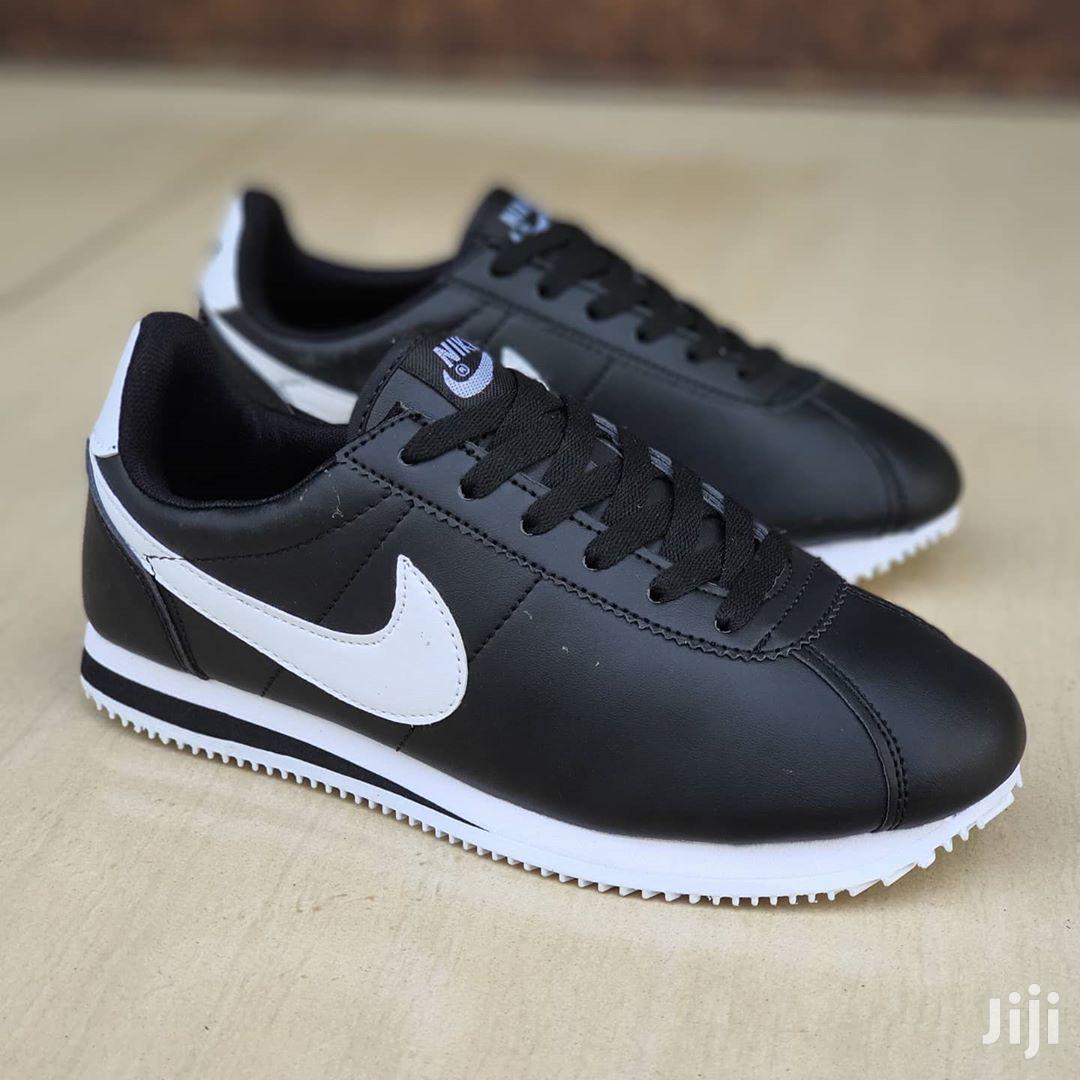 Designer Classic Nike Cortez Sneaker in