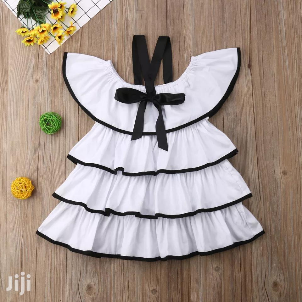 White Dress | Children's Clothing for sale in Mvita, Mombasa, Kenya