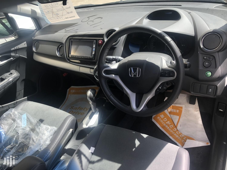Honda Insight 2012 White | Cars for sale in Tudor, Mombasa, Kenya