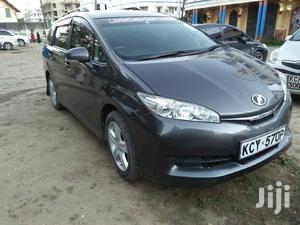 Toyota Wish 2012 Gray   Cars for sale in Mombasa, Tudor