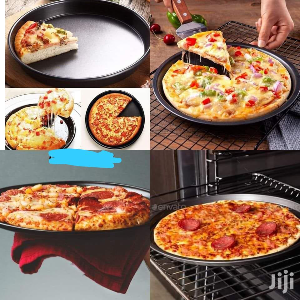 3pcs Pizza Pan Set