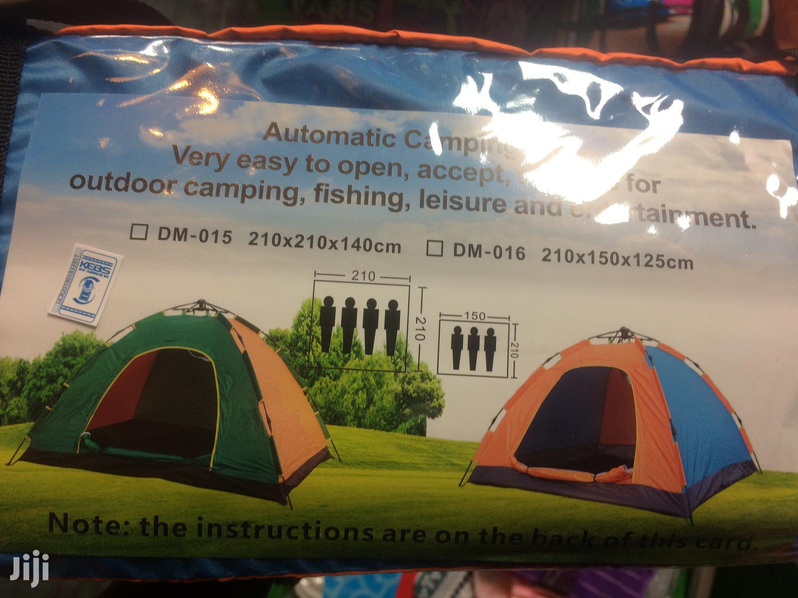 Automatic Camping Tent S | Camping Gear for sale in Nairobi Central, Nairobi, Kenya