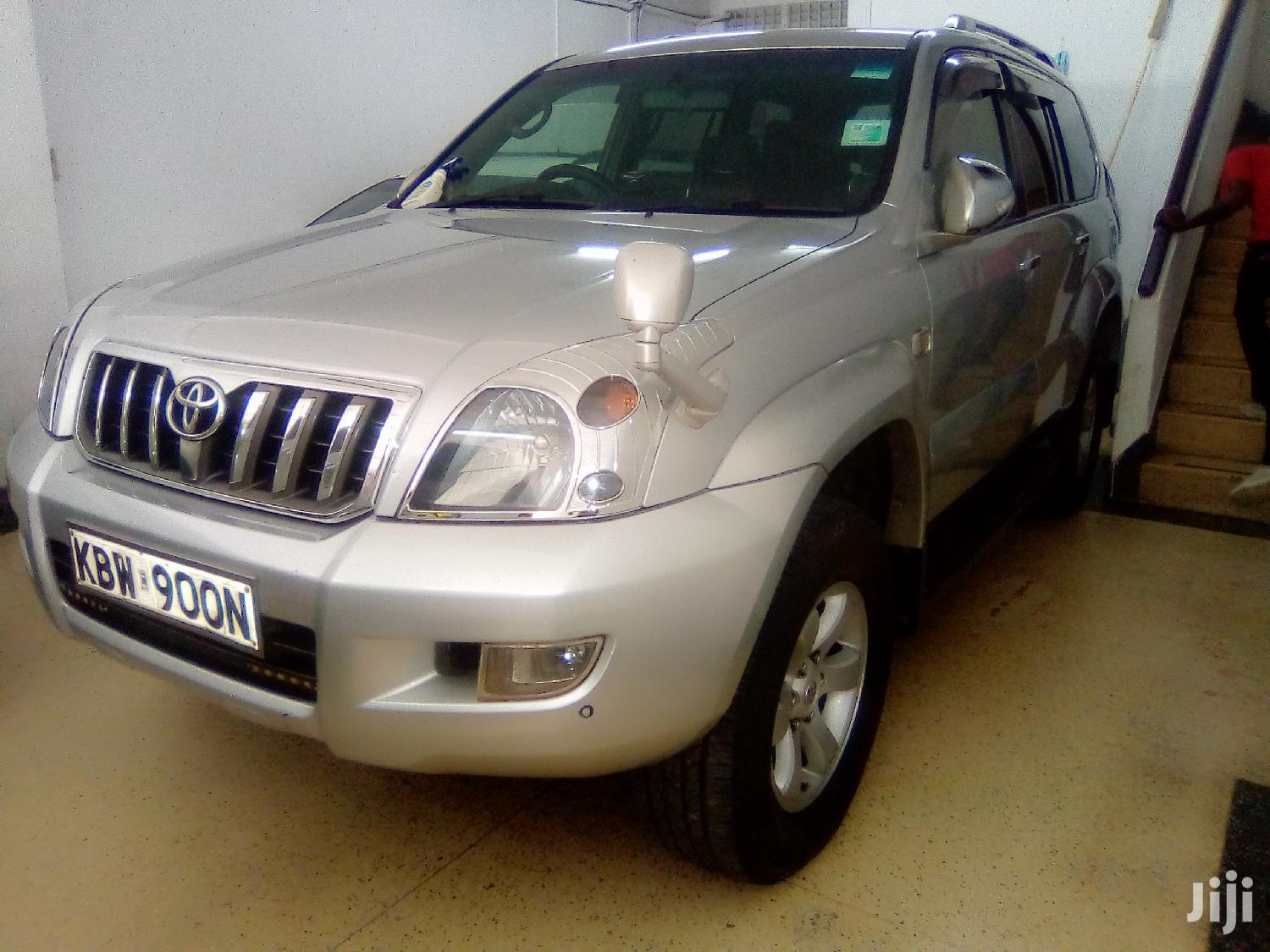 Toyota Land Cruiser Prado 2006 Gray | Cars for sale in Mvita, Mombasa, Kenya