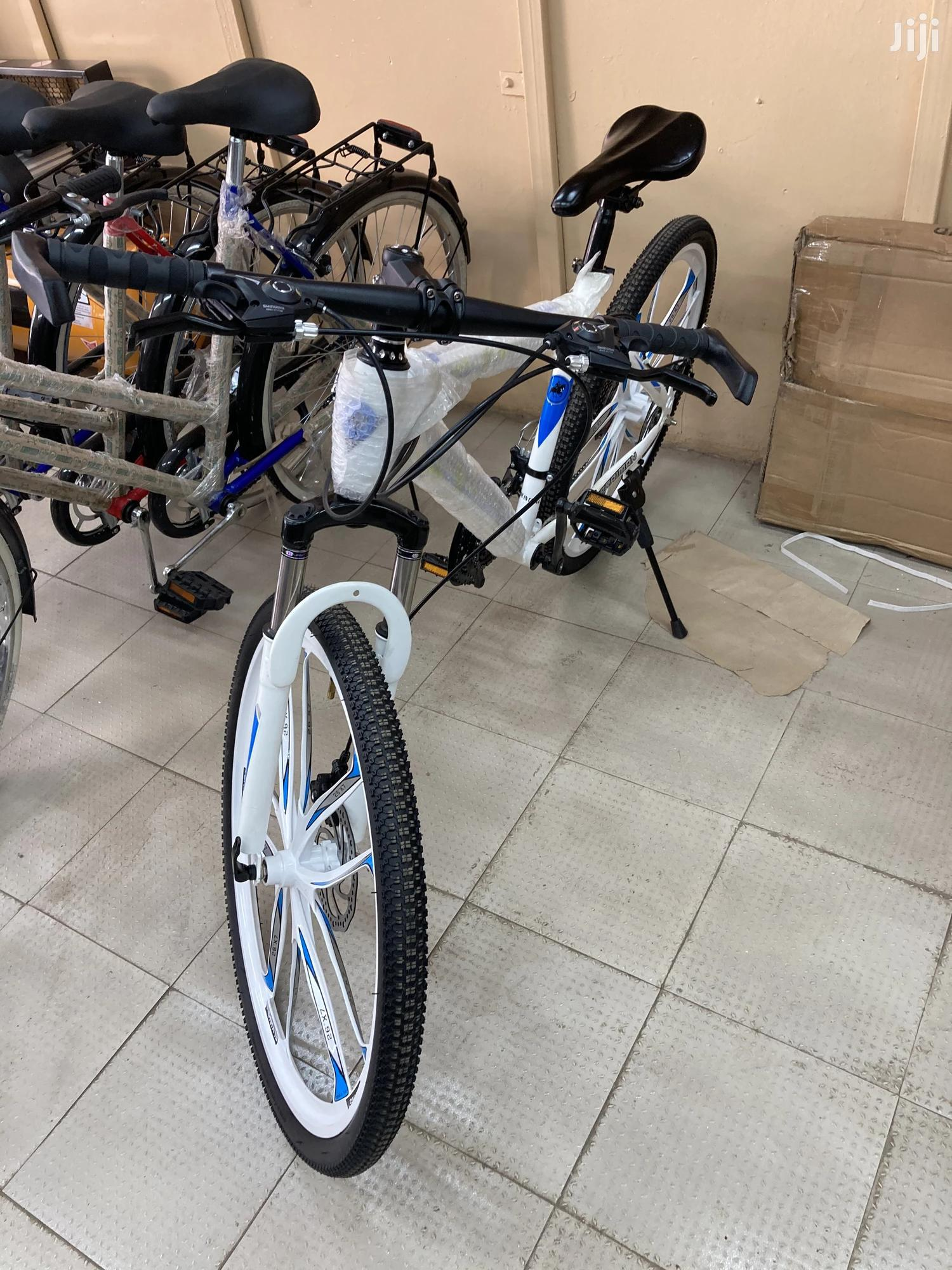 Archive: Bicycle Brand New 26 Size