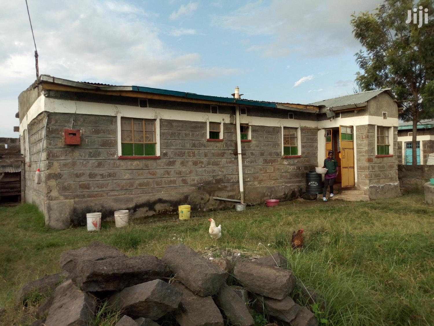 House For Sale In LANET Dimu Estate