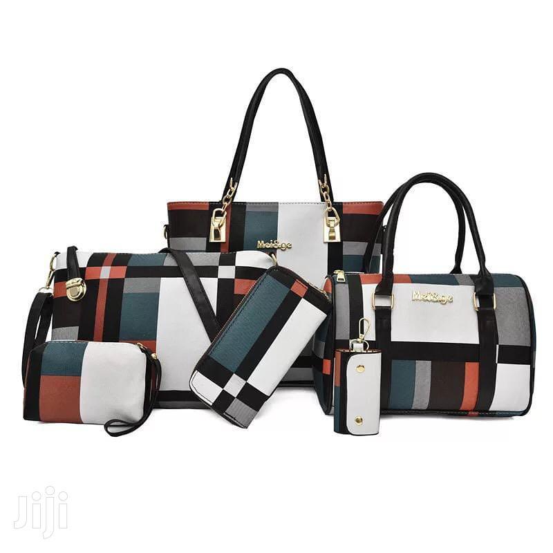 Quality 6 In 1 Handbags | Bags for sale in Embakasi, Nairobi, Kenya