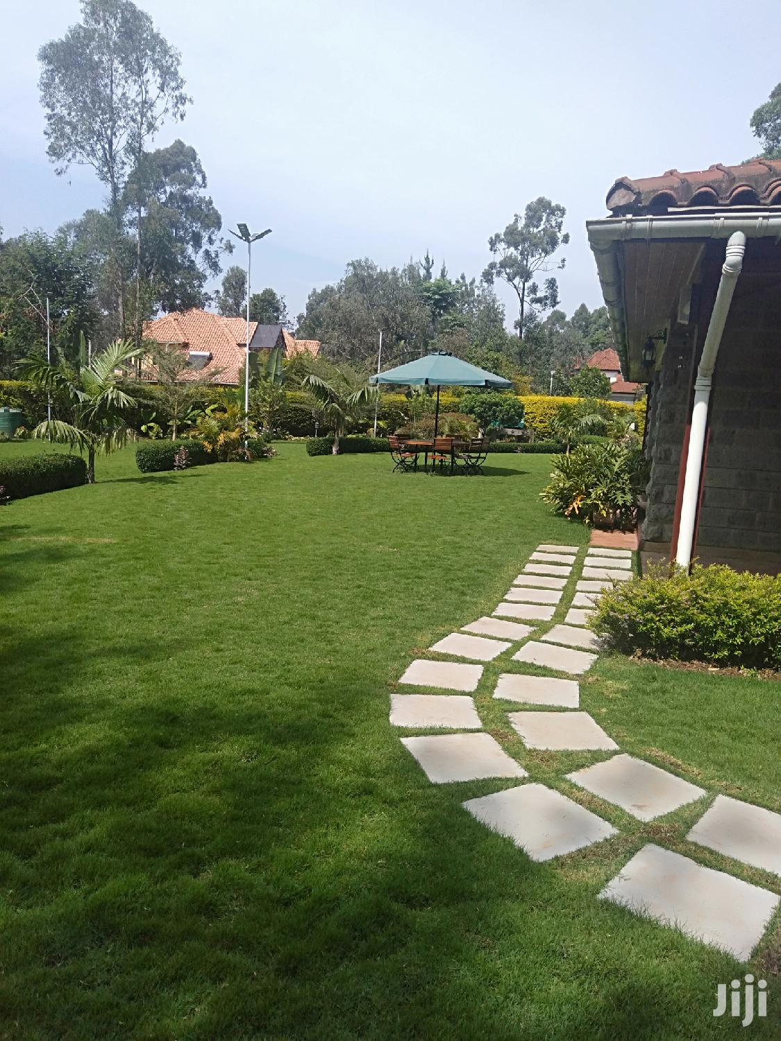 Archive: 5bedroom Bungalow in 1 Acre in Karen