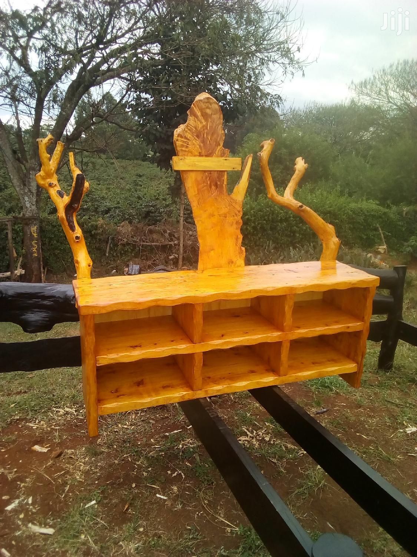 Unique TV Stand   Furniture for sale in Muchatha, Kiambu, Kenya