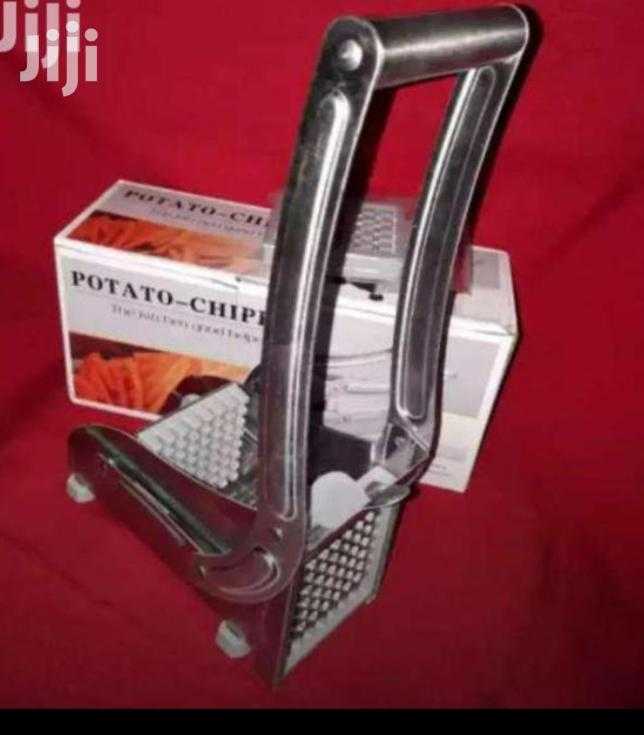 Archive: Fries/Potatoes Slicer.