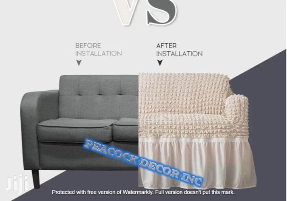 Elastic Loose Sofa Coverr | Home Accessories for sale in Kilimani, Nairobi, Kenya