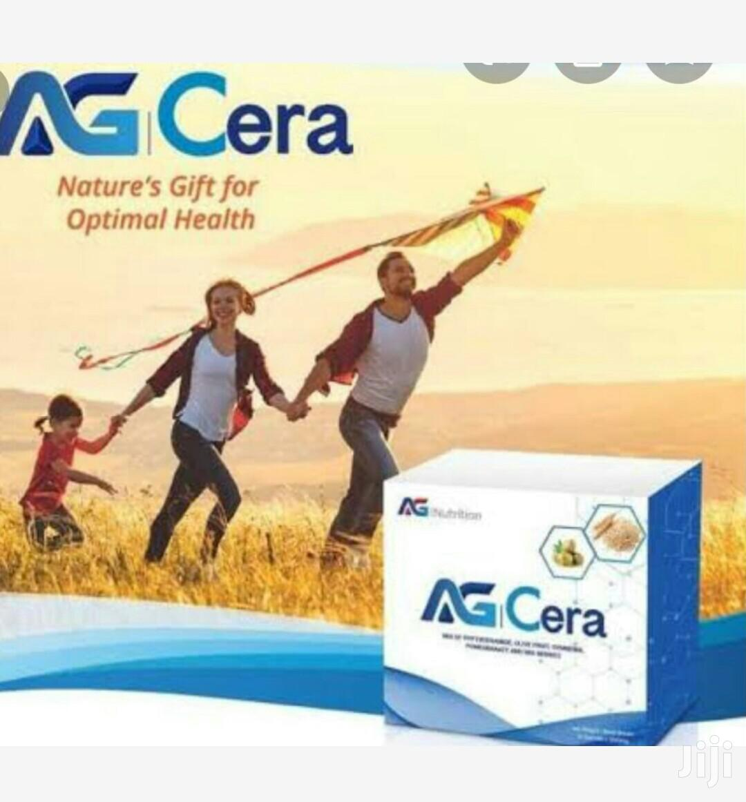 Agcera Nutrition Supplement- 2 Boxes Package | Vitamins & Supplements for sale in Utawala, Nairobi, Kenya