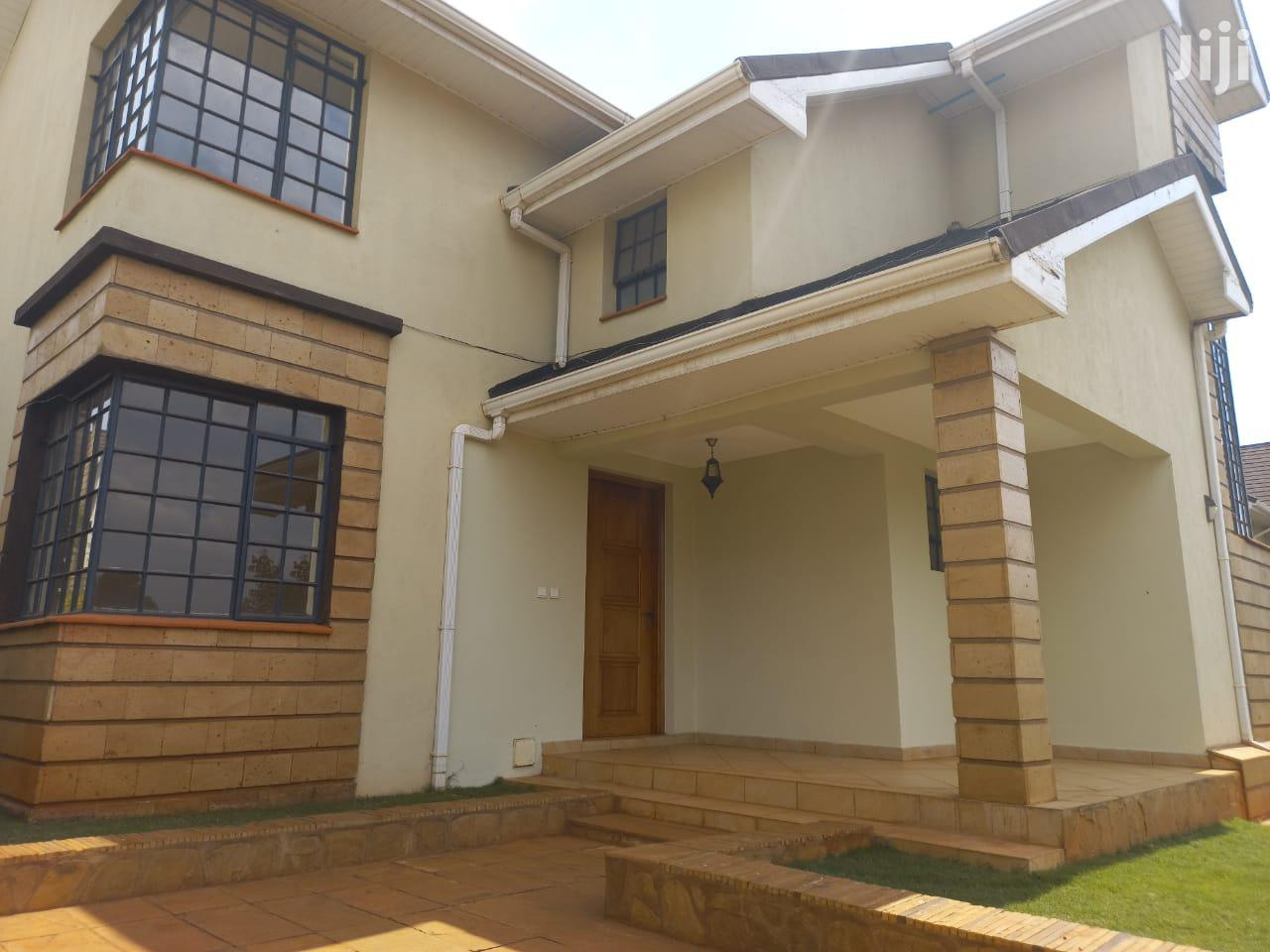 4 Bedroom All Ensuite House at Kitisuru in a Gated Community