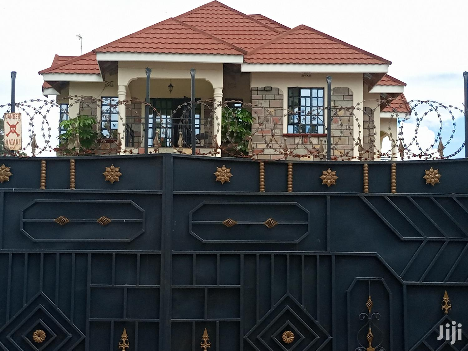 Magnificent Maisonette 4bedrooms. All Ensuite In Kitale