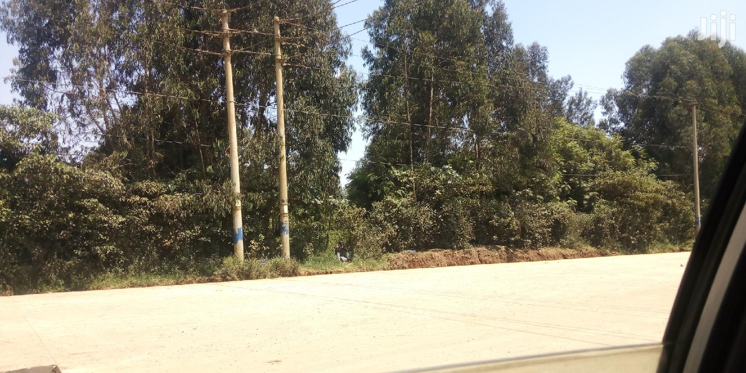 Archive: Land For Lease Along Nakuru Nairobi Highway, At Acre Tano