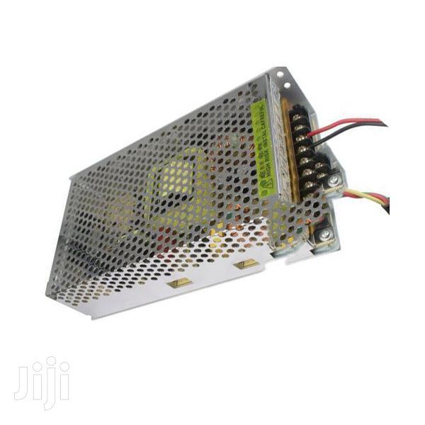 Cctv Power Supply 12V 10A For Four Cameras 8 Cameras