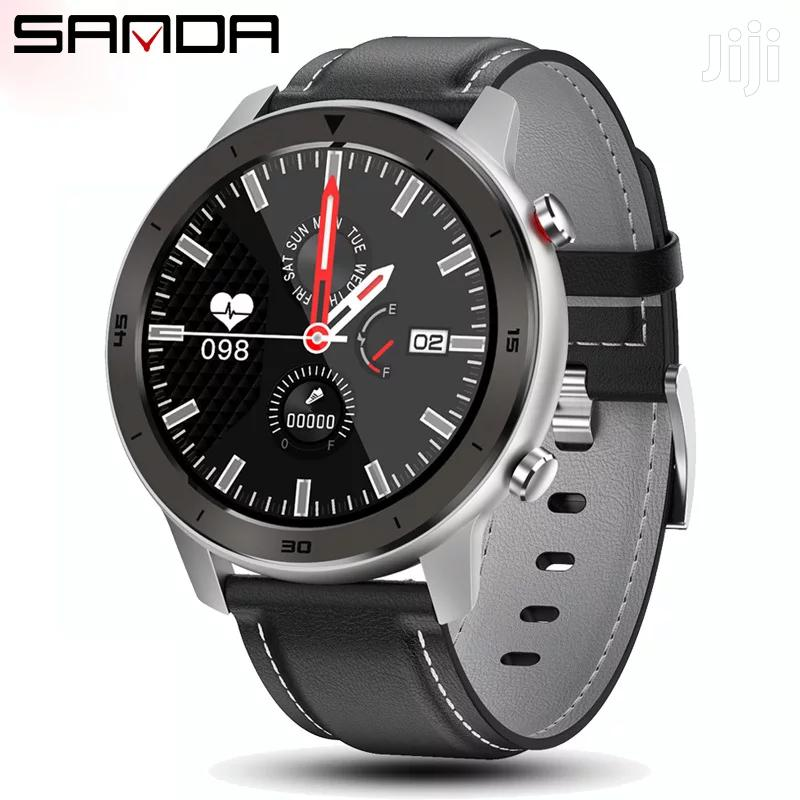 Smart Watch With Calls SMS Vibration Alerts