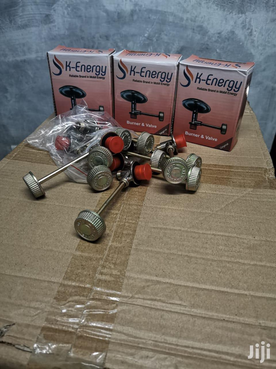 Archive: K-energy Gas Burner
