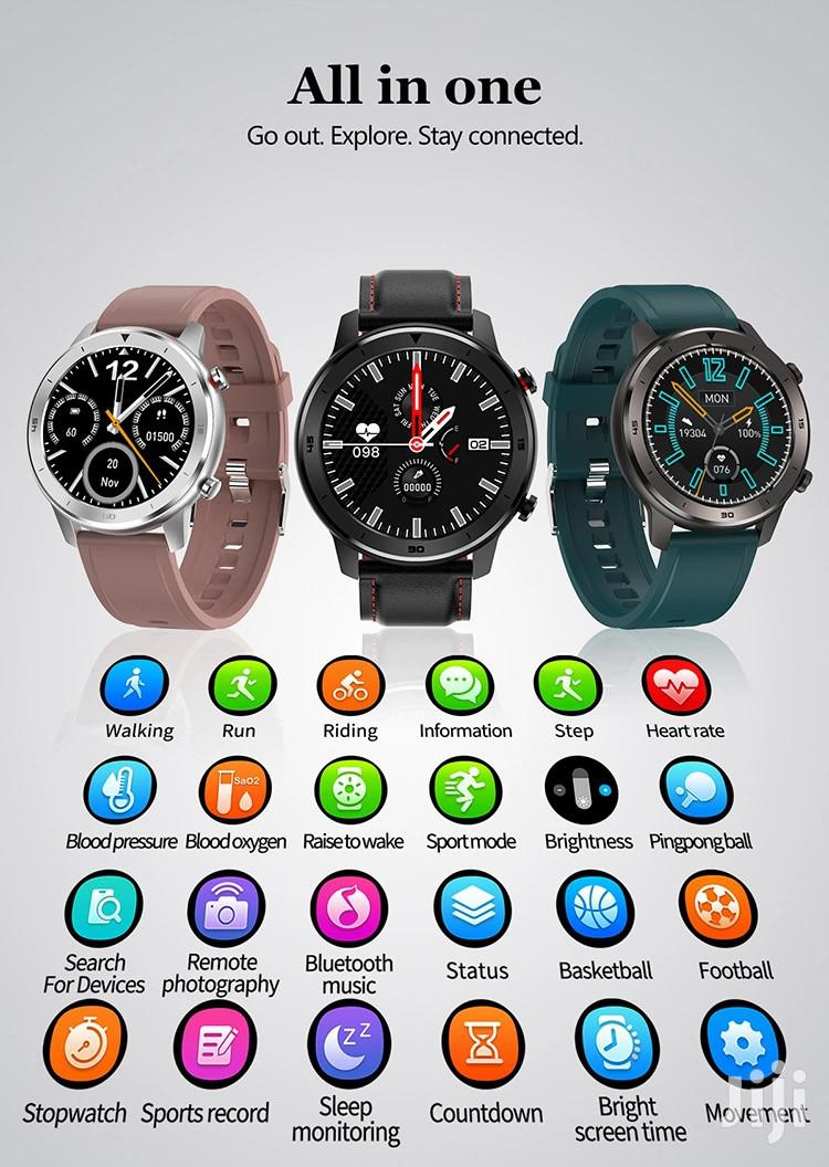 Smart Watch With Calls SMS Vibration Alerts | Smart Watches & Trackers for sale in Nairobi Central, Nairobi, Kenya