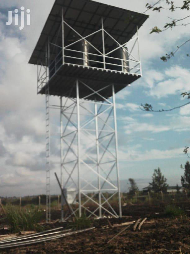 Tank Tower, Tank Platform, Steel Tower, Water Storage High | Other Repair & Construction Items for sale in Ruai, Nairobi, Kenya