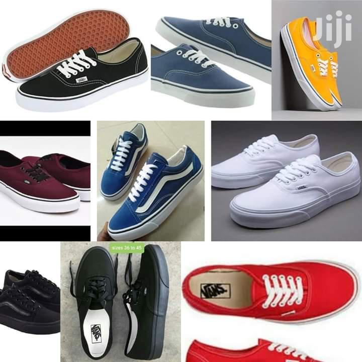 Vans Rubber Shoes   Shoes for sale in Nairobi Central, Nairobi, Kenya
