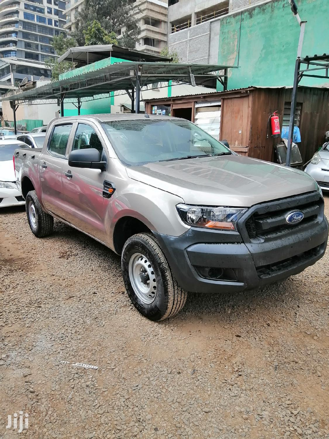 New Ford Ranger 2019 Silver