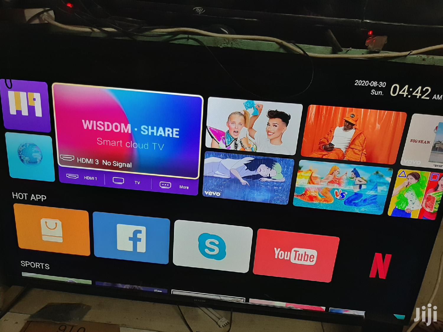 Skyview 55 Inch Smart Android Tv in Nairobi Central - TV ...