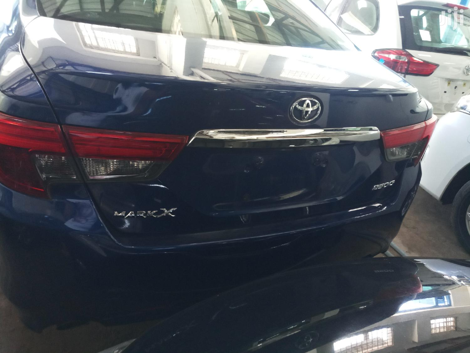 Toyota Mark X 2012 Blue | Cars for sale in Mvita, Mombasa, Kenya