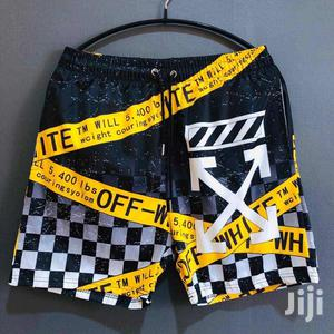 Offwhite Shorts | Clothing for sale in Nairobi, Nairobi Central