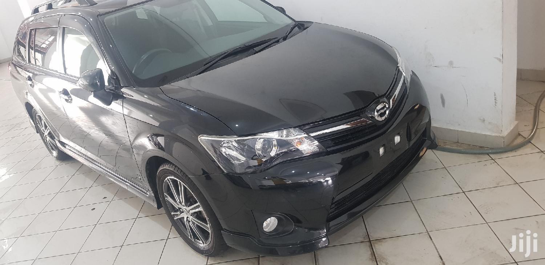 Toyota Fielder 2014 Black