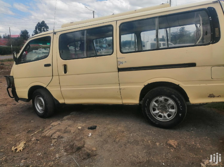 Toyota Hiace 5L Diesel Manual   Buses & Microbuses for sale in Ongata Rongai, Kajiado, Kenya