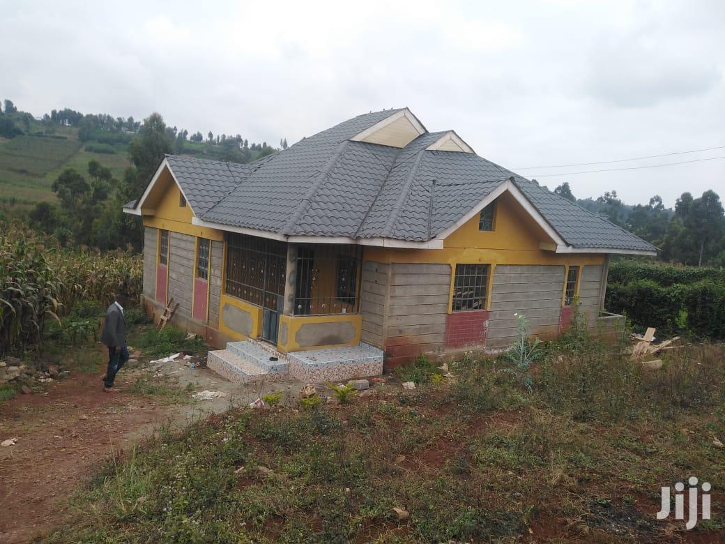 3 Bedroom Hse Ndenderu Kiambu on 50x 100 1km Off Limuru Road | Houses & Apartments For Sale for sale in Ndenderu, Kiambu, Kenya