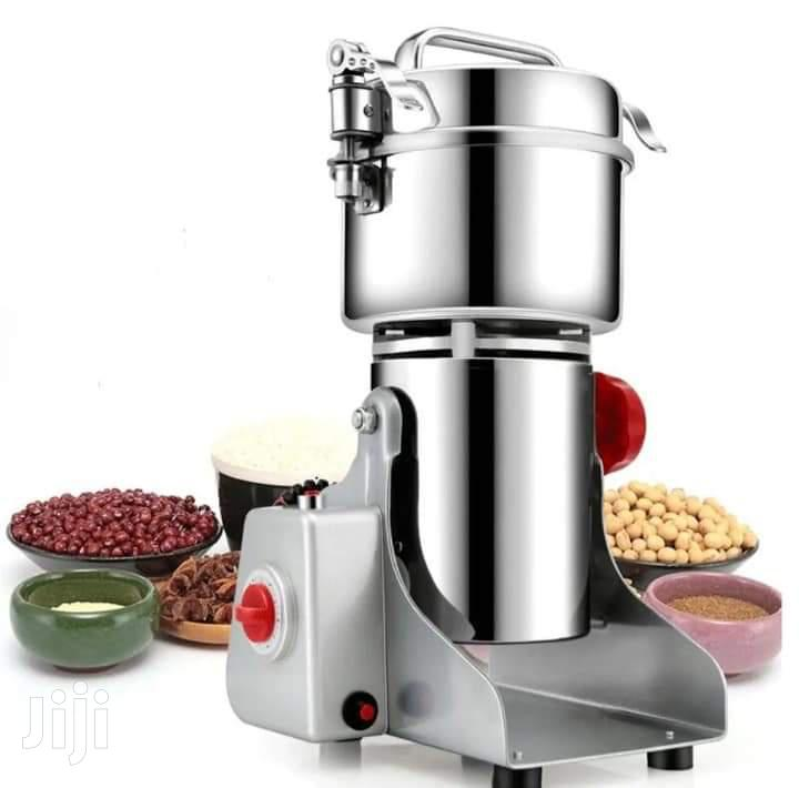 Flour/Spices/Grain Electric Miller/Grinder