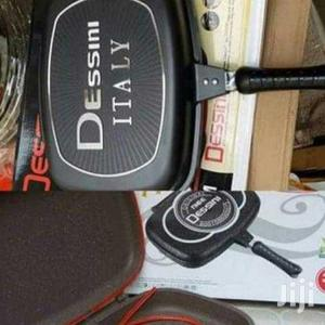 Dessini Double Grill Pan 36cm Very High Quality | Kitchen & Dining for sale in Nairobi, Nairobi Central