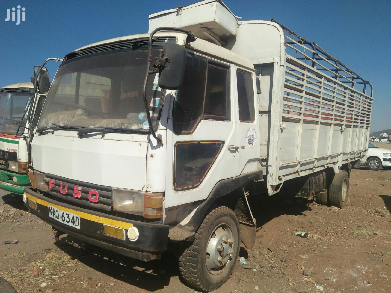 Mitsubishi Kicwa Ngombe 1990 White For Sale