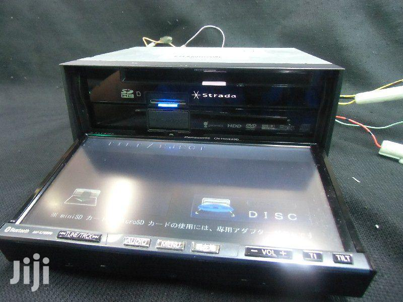 Panasonic HW850D Radio: Dvd/Mp3/Camera: For Nissan/Toyota/Subaru/Vw