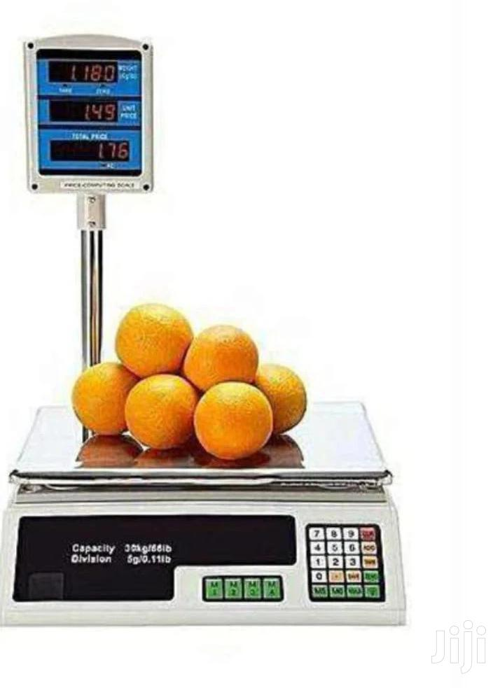 Archive: Digital Butchery Weighing Scale/Digital Weighing Scale