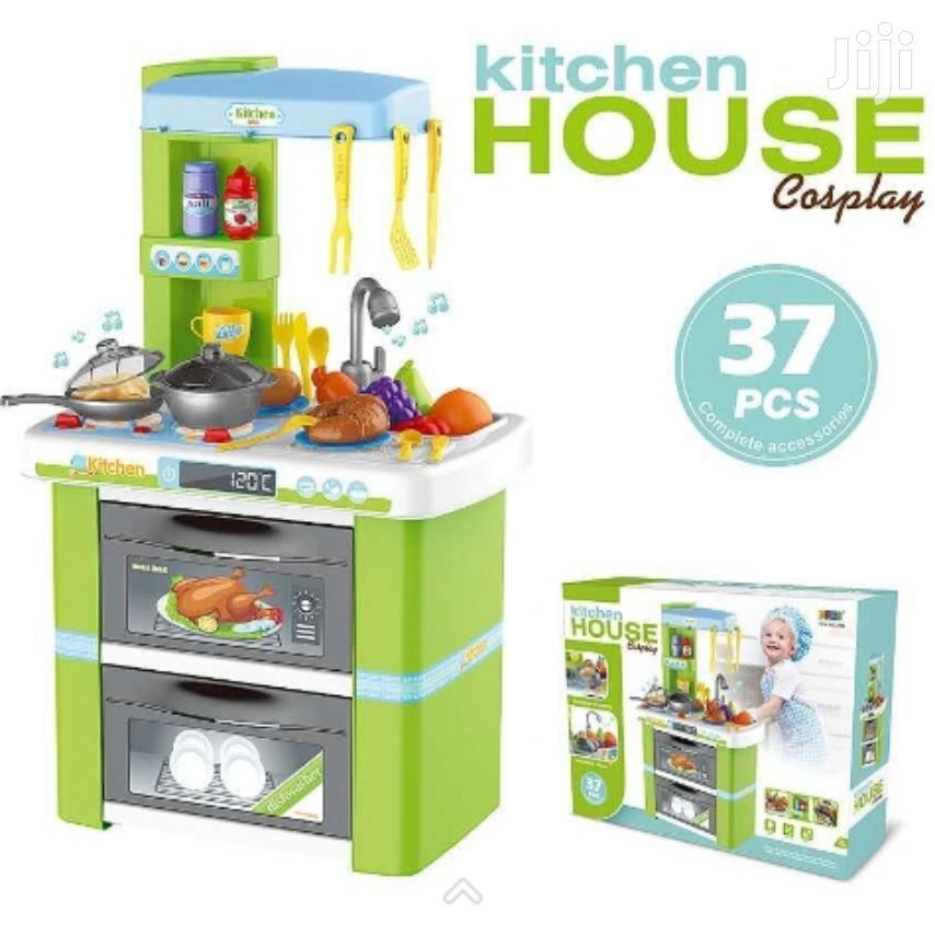 Kitchen Playset 7.5cx